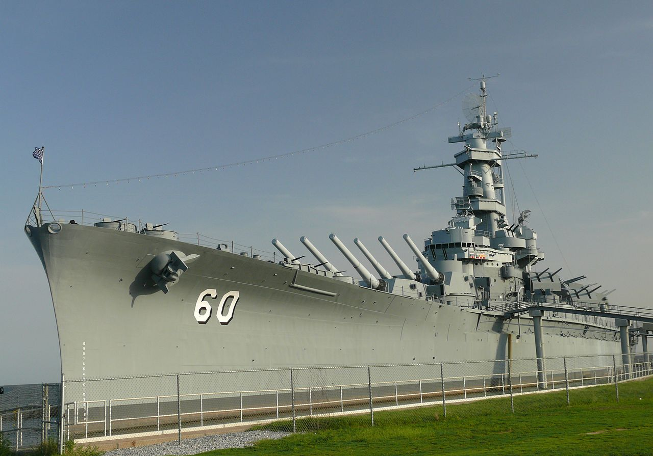 Battleship Museum In Virginia Beach