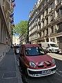 Véhicules de pompiers, rue Rabelais (Lyon) (3).jpg