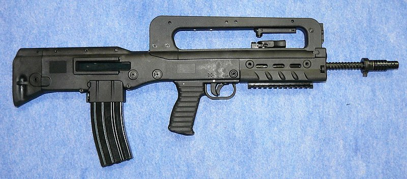 File:VHS-D assault rifle REMOV.jpg Description5,56 mm HS Produkt VHS-D assault rifle Date16 June 2008 SourceOwn work AuthorRemigiusz Wilk (REMOV)