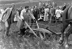 Virginia–Maryland College of Veterinary Medicine - The Virginia-Maryland Regional College of Veterinary Medicine broke ground on April 16, 1979.