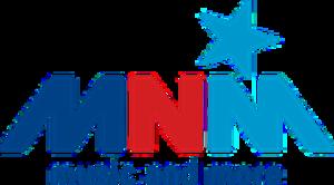 MNM (radio) - Image: VRT MNM logo