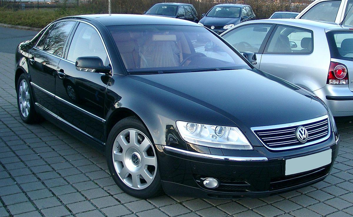 Volkswagen Phaeton Wikip 233 Dia