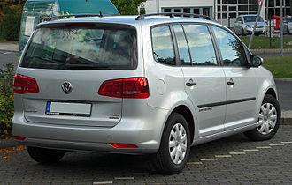 Volkswagen Touran - 2010 facelift
