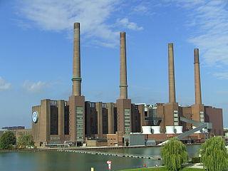 Wolfsburg Volkswagen Plant A Volkswagen Group manufacturing plant in Wolfsburg, Germany
