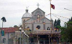 Vankalai massacre - Our Lady of St. Anne's Church in Vankalai