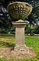 Vase And Pedestal On The Lower South Terrace, Wollaton Hall Garden, Nottingham (3).jpg