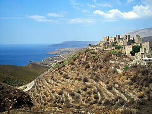 Vathia Mani Greece 2