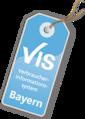 Verbraucherportal VIS Bayern Logo blau 2014.png