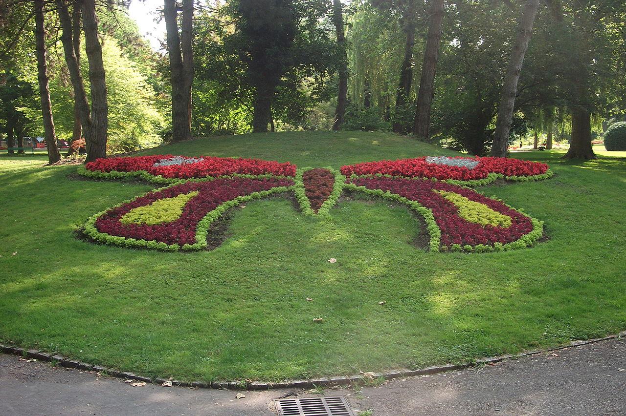 File vesoul jardin anglais fleurs 2 jpg wikimedia commons for Jardin anglais