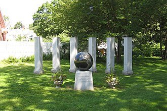 Wilbraham, Massachusetts - Veteran's Memorial