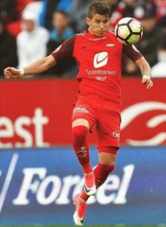 Viðar Ari Jónsson Icelandic footballer