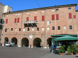 Camerini d'alabastro - Via Coperta