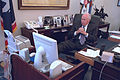 Vice President Cheney Watches Television (19922003281).jpg