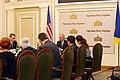 Vice President Joe Biden at a Meeting with Ukrainian Legislators, April 22, 2014 (13978722651).jpg