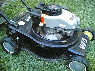 Victa - A Victa lawn mower