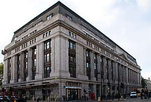 Liverpool Victoria - Victoria House from Southampton Row