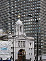 Victoria Palace Theatre, London, frontage 02.jpg