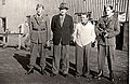 Vidkun Quisling i arrest på Akershus festning, 1945. (8612497647).jpg