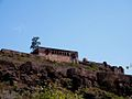 View from the steps to the raisen fort 03.jpg