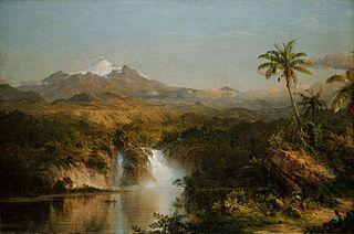 Vue du Cotopaxi