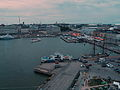 View of Helsinki from Finnair Sky Wheel.jpg