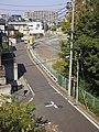 View of Kama-ga-Tani, Okehazama-Kita2 Midori Ward Nagoya 2012.JPG