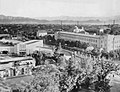 View of Taipei from near the Taipei First Girls' High School 1948.jpg