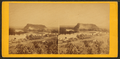 View of barn bluff and Mississippi river, by Upton, B. F. (Benjamin Franklin), 1818 or 1824-after 1901.png