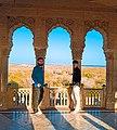 Vijay vilas palace kutch gujarat 7.jpg