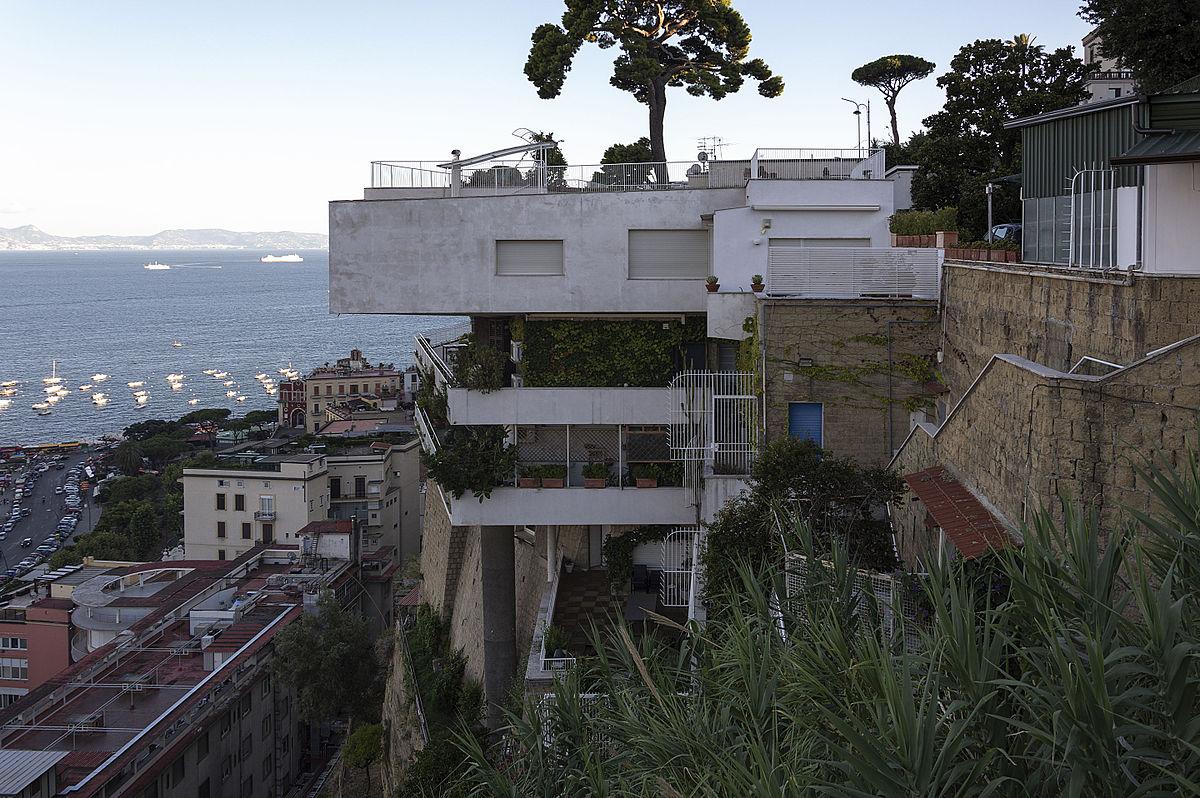 Villa crespi napoli wikipedia for Casa moderna wiki