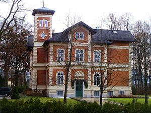 Anif - Villa Swoboda