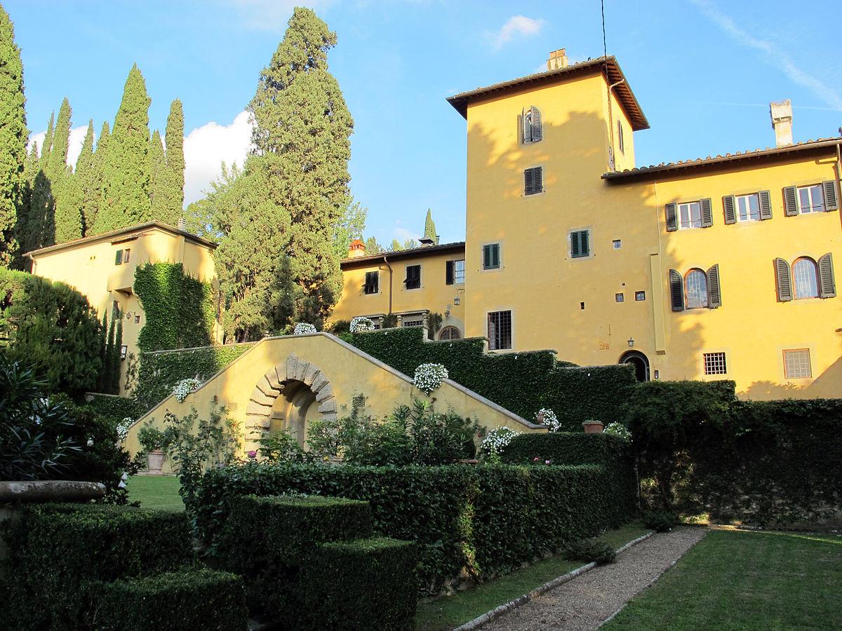 Villa San Domenico Salutio