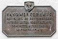 Villach Innenstadt Widmanngasse 3 Handwerkerhaus Gedenktafel 23072020 9407.jpg