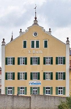 Vilsbiburg Untere Stadt 15 - Haus 2013.jpg