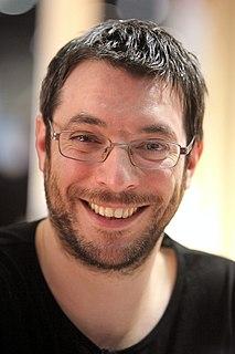 Vincent Gessler Swiss writer