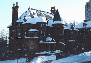 Lady Meredith House - Image: Vincent Meredith Residence Montreal Quebec Canada