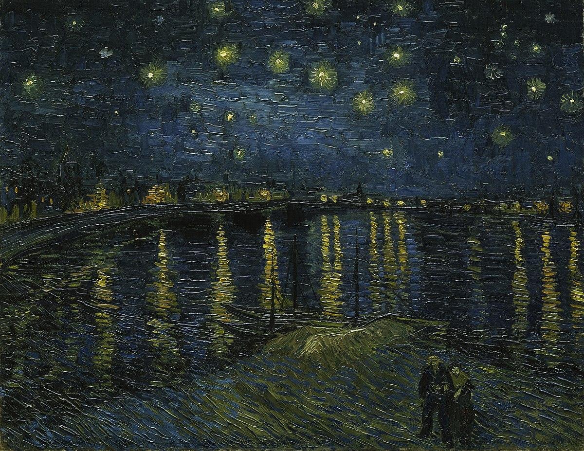 File Vincent Van Gogh Starry Night Google Art Project Jpg