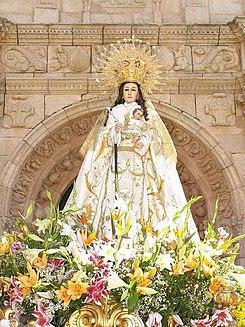 0e803384730 Virgen de la Caridad - Wikipedia