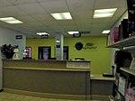 Virgin Gorda, British Virgin Islands — Post Office inside.JPG