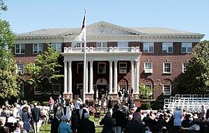 Virginia Episcopal School - Image: Virginia Episcopal School Jett Hall