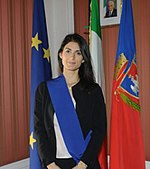 Virginia Raggi - Metropolitan Mayor of Rome Capital.jpg