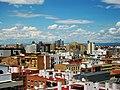 Vista cap al nord de la ciutat de València des de les Torres de Quart.JPG