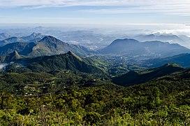 ccc116e4e View of Nova Friburgo from Caledônia peak