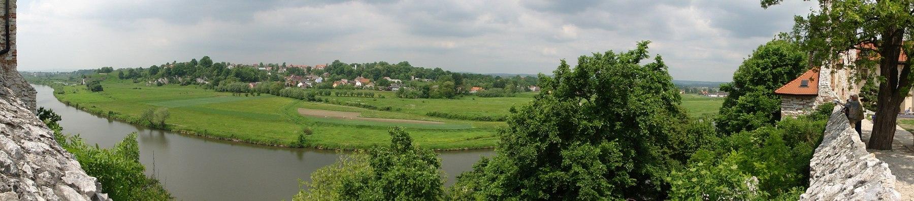 Vistula River from the Benedictine Abbey - panoramio.jpg