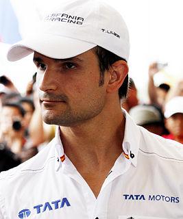 Vitantonio Liuzzi racing driver