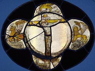 Christ et tétramorphe