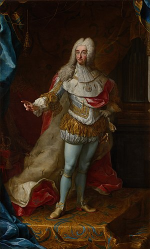 Anna Canalis di Cumiana - Victor Amadeus II, Anna's morganatic husband by Mytens who created her Marchioness of Spigno