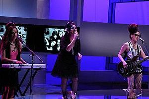 Viuda e hijas de Roque Enroll - Viuda e Hijas de Roque Enroll in live. (2014).