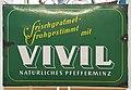 Vivil Werbeschild, Fahrzeugmuseum Marxzell.JPG