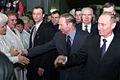 Vladimir Putin in Ukraine 11-12 February 2001-4.jpg